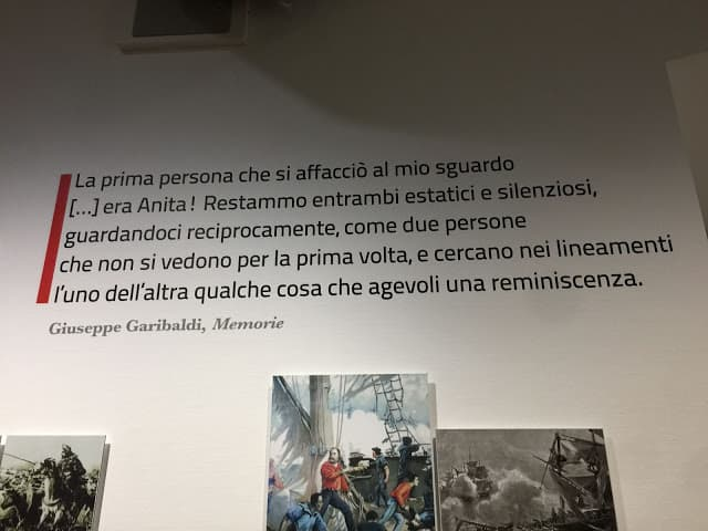 Memoriale Giuseppe Garibaldi - MjTours.it